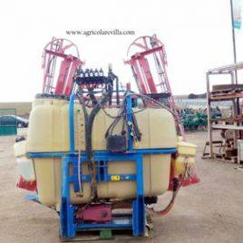Equipo de herbicida AGUIRRE Pulverizador 1.200 L.