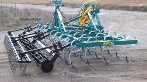 Fabricación de maquinas agricolas
