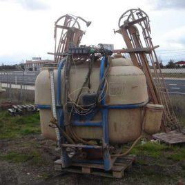 Equipo de herbicida Aguirre