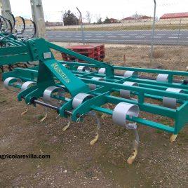 Vibro cultivador de 16 brazos Vibro Flex marca REVILLA
