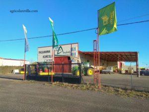 Maquinaria Agrícola Juan Andrés, fabricación, distribución y venta de aperos agrícolas nuevos y usados.