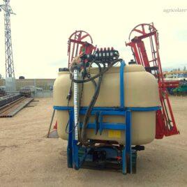 Pulverizador de ocasión de 1.500 litros marca AGUIRRE
