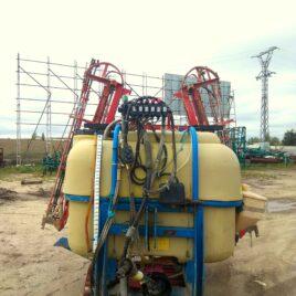 Pulverizador usado de 1.500 litros marca AGUIRRE