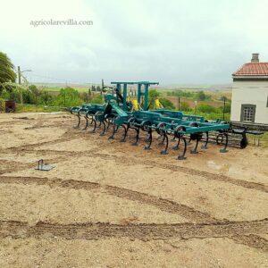 Vibro cultivador agrícola similar al de las marcas Vila, Gaher y Santiago