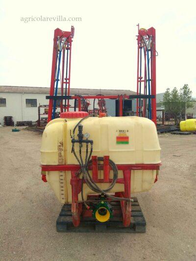Pulverizador usado de 1.000 litros marca Sanz