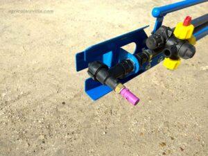 equipo de herbicida de la marca AGUIRRE