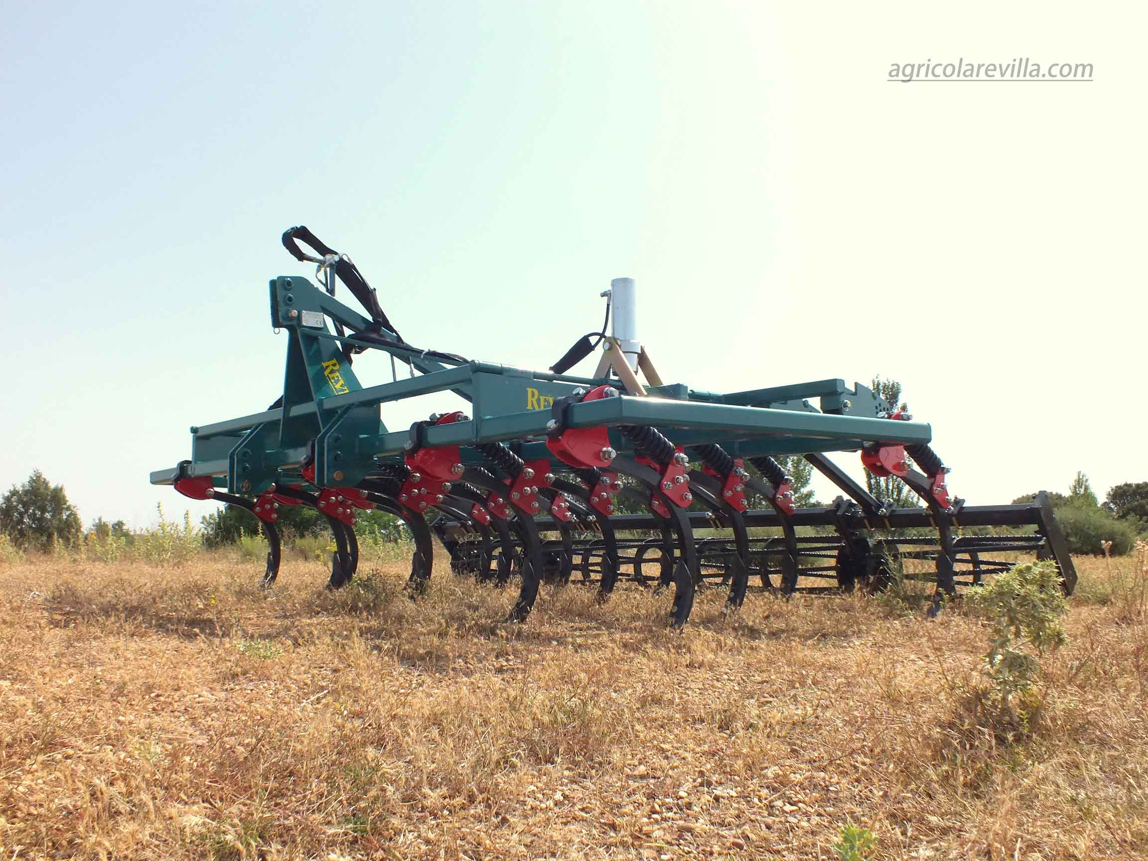 Cultivador chisel brazo de 50x30