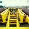 Rulo de 9 metros de labor marca Martorell similar al marca Gaher
