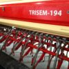 Sembradora usada suspendida de 3,5 m de trabajo marca Sola, modelo Trisem 194 3500/28 GC similar a la Gil, Gaspardo, Lamusa