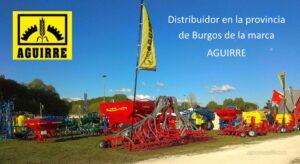 Maquinaria Agrícola Aguirre, S.A. fabricante de abonadoras, pulverizadores, equipos de herbicida y sembradoras neumáticas suspendidas y arrastradas