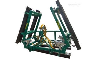 Rastra rastrojera ecológica utilizada para realizar siembra directa similar a las marcas Gaher Metalic, Daper, Agricola Yudego, Sureña Maquinaria Agrícola y Vigerm.