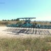 Rastra o grada ecológica de muelles para rastrojo con púas flexibles marca Gaher Metalic, Damper, Yudego, Vigerm, Vila