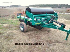 Fabricante de maquinaria agrícola competencia de Metálicas Llorente, Gaher, Vomer y Vila